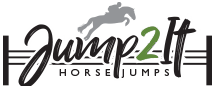 Jump 2 It Horse Jumps Logo